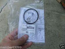 Genuine Bissell Revolution Pet ProHeat 2X Carpet Cleaner 1606419 small belt