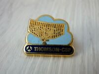 Pin's vintage épinglette Collector pins publicitaire THOMSON-CSF Lot W001