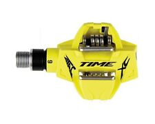 Time ATAC XC 6 Pedals Mountain bike commuting Cyclocross with cleats Yellow New