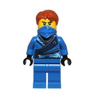 Lego Jay 70723 Techno Robe Thunder Raider Rebooted Ninjago Minifigure