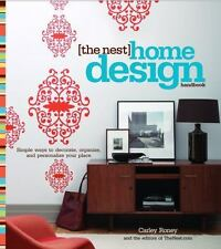 The Nest Home Design Handbook: Simple ways to decorate-ExLibrary