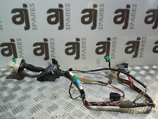 DODGE CALIBER SX 2.0 DIESEL 2006 DRIVERS SIDE FRONT WIRING LOOM