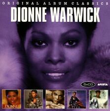 Dionne Warwick - Original Album Classics [New CD] Holland - Import