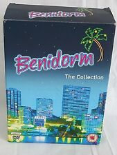 Benidorm The Collection 6 Discs DVD Series 1-3 Plus 2009 Special