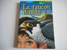 LIVRE DE POCHE - LE FAUCON DENICHE - JEAN-COME NOGUES