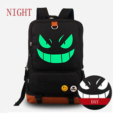 Pokemon  Luminous  Noctilucence School Messenger Shoulder Bag New Glow in Dark