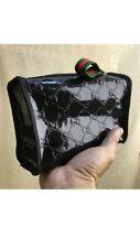 Gucci Guilty Parfums Black Case Pouch Make Up Bag Trousse Toiletry Dopp Kit
