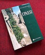 Libro Banco di Sardegna  I PAESI - PAESI E CITTA' DELLA SARDEGNA, VOL. I    9/16