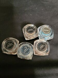 NEW Younique Moodstruck Loose Powder Pigment Eyeshadow Eye Color Liner Lot of 5