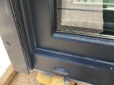 Kunststofffenster Anthrazitgrau RAL7016 Salamander 3fach Schallschutz Verglasung