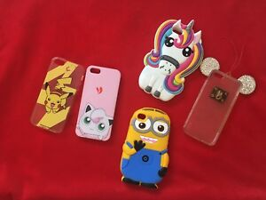 Apple iPhone 5 covers x 5