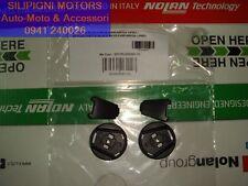 PLACCHETTE VISIERA BLACK PER NOLAN N43E/N43E Air / GREX G4.1/G4.1 PRO/G4.2 / PRO