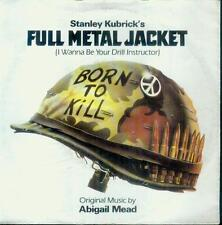 """7"""" Abigail Mead/I Wanna Be Your Drill Instructor (Full Metal Jacket)"""