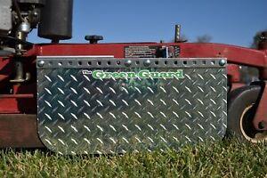 'The Green Guard' - Motorized Chute Blocker (w/ Aluminum Guard)