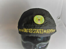 US Army Fitted Bandana Skull Cap Do Rag One Size Fits All