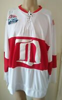 Reebok CCM Detroit Red Wings Jersey Nicklas Lidstrom 2009 Winter Classic Sz 48