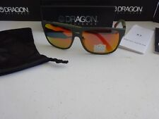 Dragon Roadblock H2O Matte Magnet Red Ion Polarized Floating Sunglasses NIB