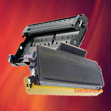 Toner Cartridge TN-650 & Drum DR-620 for Brother 2 Pack