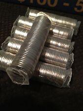 BU roll of 2011 Canadian Nickels