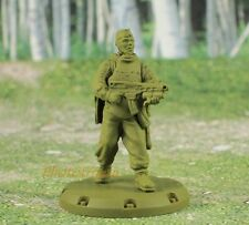 Dust Tactics SSU Rifle Squad Ohotniki Soldier Action Figure Toy Model K773