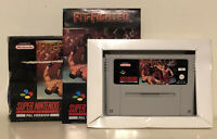 PIT-FIGHTER Super Nintendo SNES Game Boxed With Instructions (Pit Fighter)