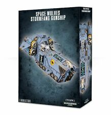 Space Wolves: Stormfang Gunship -  from Games Workshop