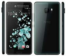 Refurbished Excellent Condition Imported HTC U Ultra Duos Dual Black, 64GB 4GB