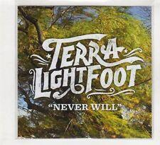 (HD212) Terra Lightfoot, Never Will - DJ CD