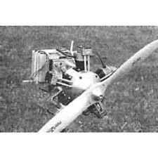 Bauplan 5-Zylinder Sternmotor Modellbau Modellbauplan