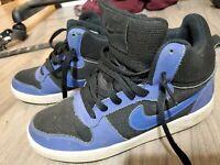 Nike Court Borough Mid Men's Basketball shoes 838938 001 US Size 7