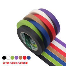 Color Masking Tape Indoor Outdoor DIY Painting Decorating - 7 colors available