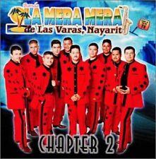 Banda la Mera Mera de las Varas Nayarit Chapter 2 CD Nuevo
