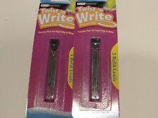 Mines for Ballpoint Penagain 5er Pack in 4Farbvarianten Pen Refills