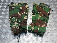 Genuine British Army Camo Goretex Heavy Duty Gaiters MK2 MKII size 4 - 12  STD