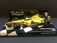 Minichamps - Jean Alesi - Jordan Honda - EJ11 - 1:43 - 2001 - USA 200th GP