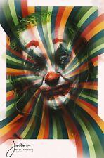 JOKER JOAQUIN PHOENIX ART MOVIE POSTER FILM A4 A3 A2 A1 PRINT CINEMA