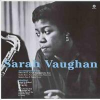 VAUGHAN SARAH - WITH CLIFFORD BROWN [LP] NEW VINYL RECORD