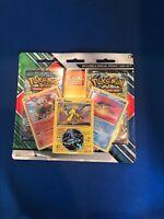 Pokemon Sun & Moon 2 (SM2) Guardians Rising 3-2-1 Double Blister
