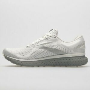 Brooks Glycerin 18 Women's Running Gray and White Shoes Size 5.5