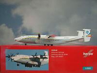 Herpa 532648-1//500 Antonov Airlines Antonov an-22 collettivo-NUOVO