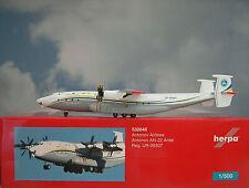 Herpa Wings 1:500 Antonov AN-22  AntonovAirlines  532648  Modellairport500