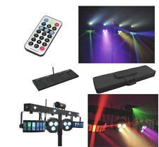 EUROLITE LED KLS Laser Bar Licht Set Scheinwerfer Effekt Strahler Tasche