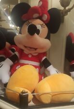 Peluche / Plush MINNIE 30IN / 30 Pouces Disneyland Paris