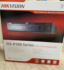 Hikivision DS-9100 Series H.264/Linux Embedded DVR