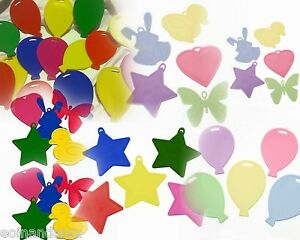 Star Shape Balloon Weight HEAVY DUTY For Birthday Wedding or Any Type of Dec UK