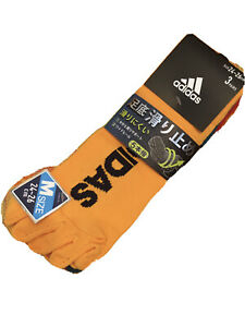 Adidas Athlete 5 finger socks 3 Pairs non slip women Yoga socks 5 fingers 7-9