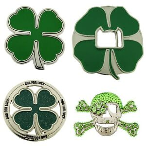 Shamrock Leaf Green Saint Patrick Day Belt Buckle Irish Costume Gift Halloween