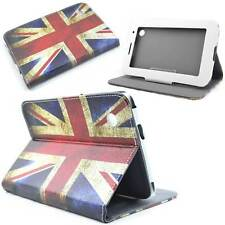 COVER CUSTODIA PER SAMSUNG GALAXY TAB 2 7.0 P3100 P3110 BANDIERA INGLESE UK