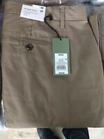 Goodfellow & Co. Men's Big & Tall Chino Pants Khaki Size 46X 32 New