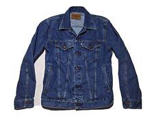 EDWIN Denim Jean Jacket Size Large Japan Excellent